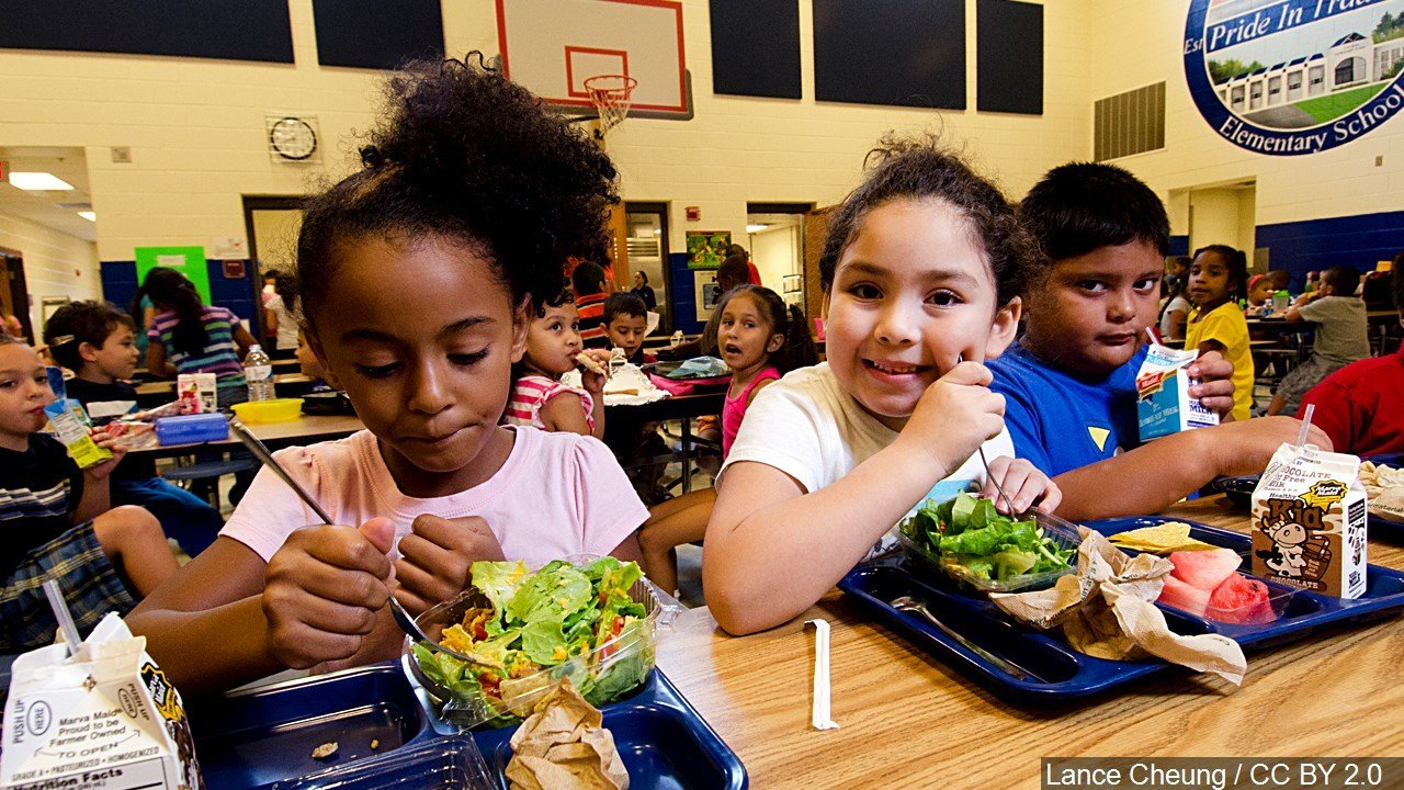 North Texas Schools Offering Kids Free Summer Meals