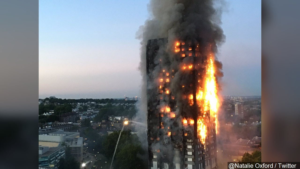 UK PM Promises Public Inquiry Into Tower Fire