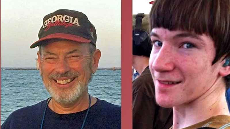 Bodies of Texas man, son missing on New Mexico hike found