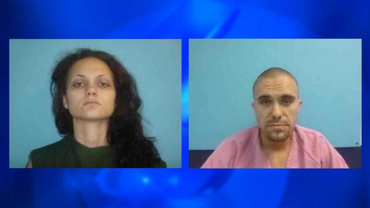 Aransas County Sheriff's Office arrested two suspects in connection to a stabbing in Rockport.