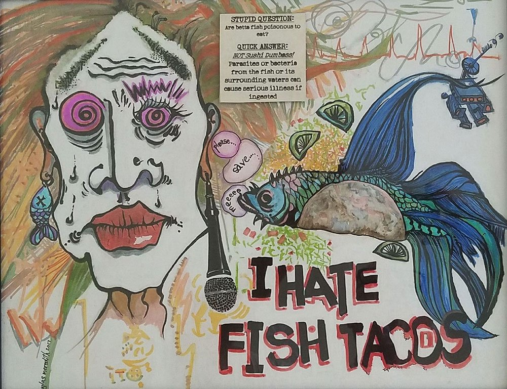 I Hate Fish Tacos