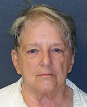 Genene Jones. Photo courtesy Texas Dept. of Criminal Justice/AP