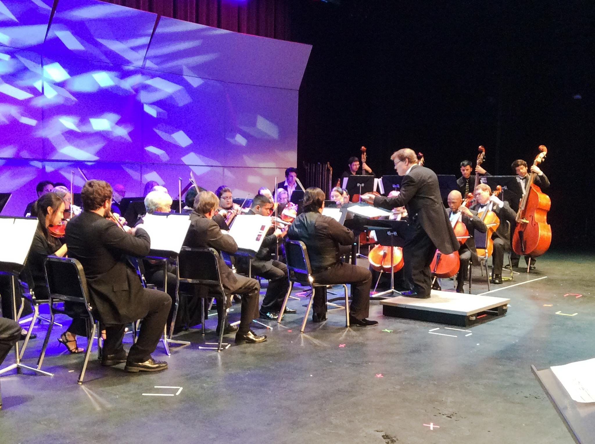 The Corpus Christi Chamber Orchestra performs free concerts each year. Photo: CCCO / Facebook