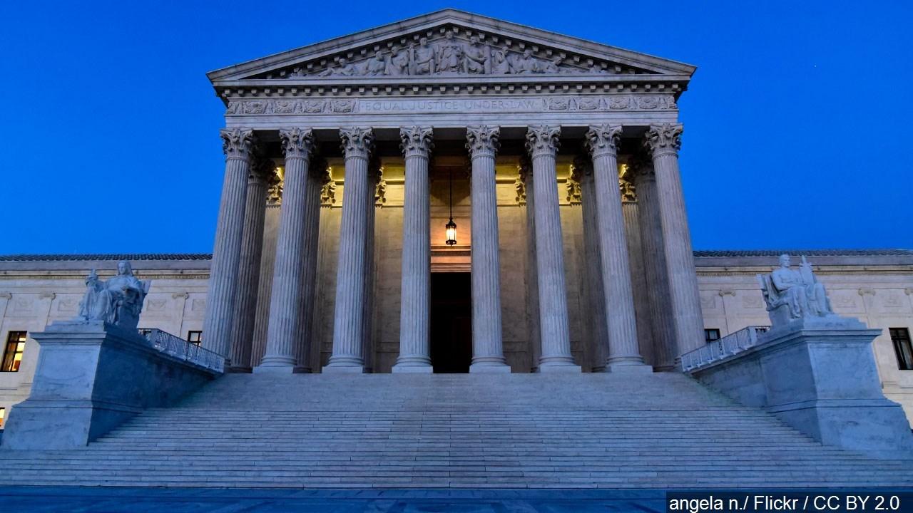 PHOTO: US Supreme Court, Photo Date: 5/3/2017