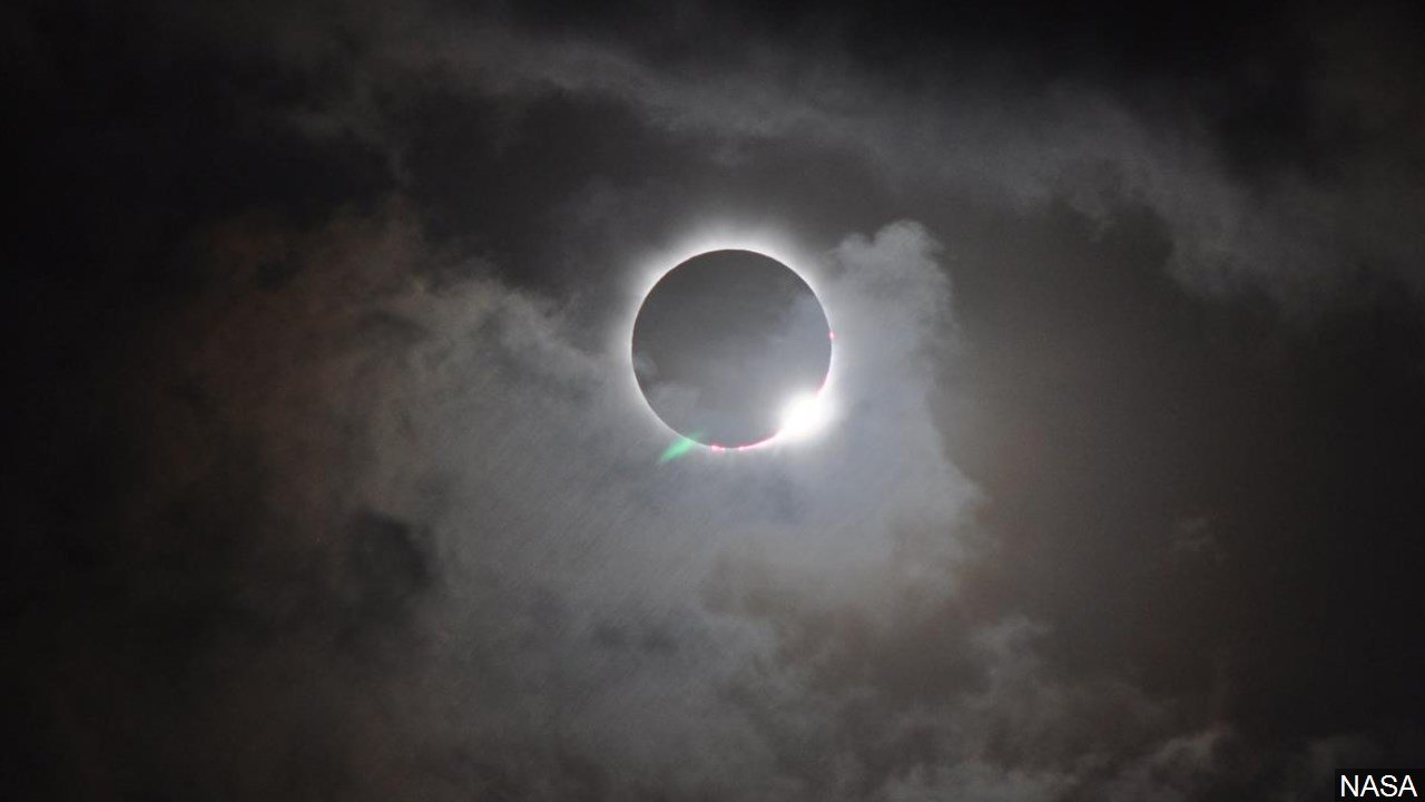 PHOTO: The 2016 total solar eclipse seen from Indonesia