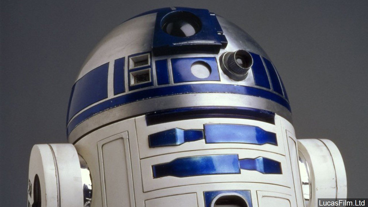 Someone just bought R2-D2 for $2.7 million