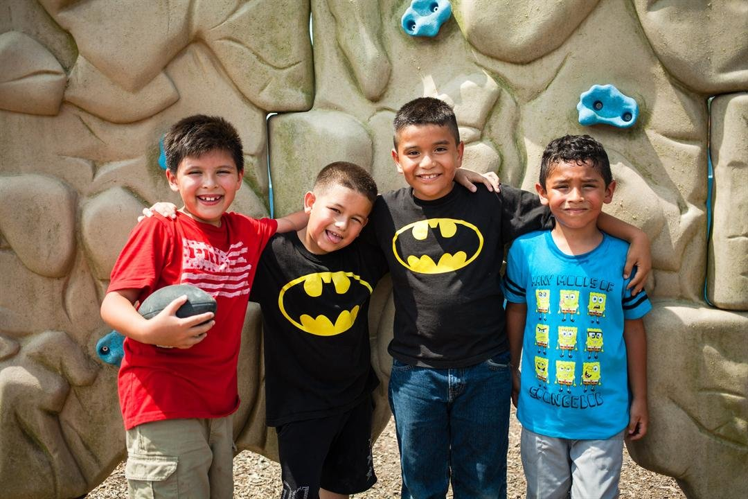 Underprivileged kids get the chance to spend the summer outdoors.