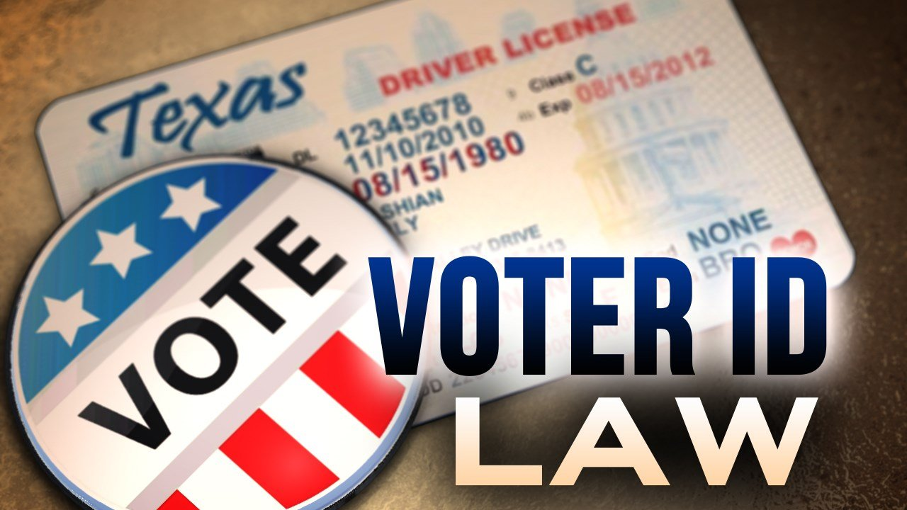 With New Boss, Justice Department Now Supports Texas Voter ID Law