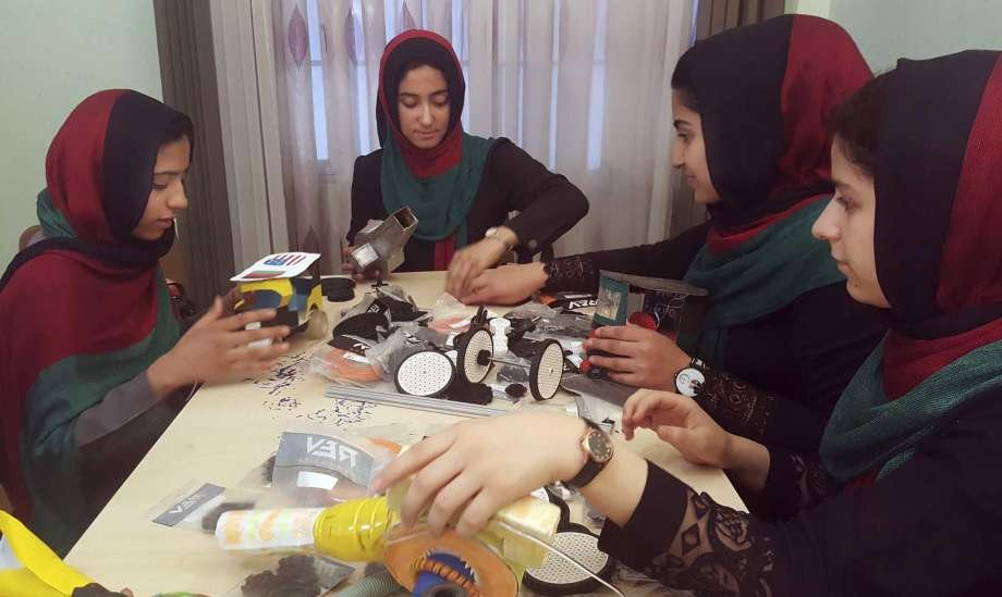 Afghan girls allowed entry into USA for 10 days