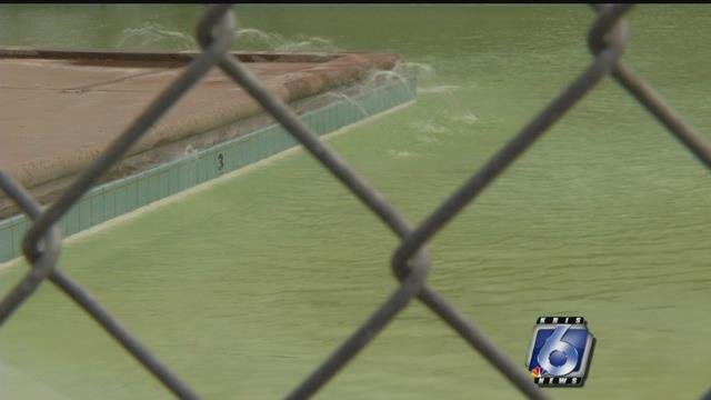 The city spent almost $590,000 to reopen TC Ayers pool. 6 Investigates questions the costs.