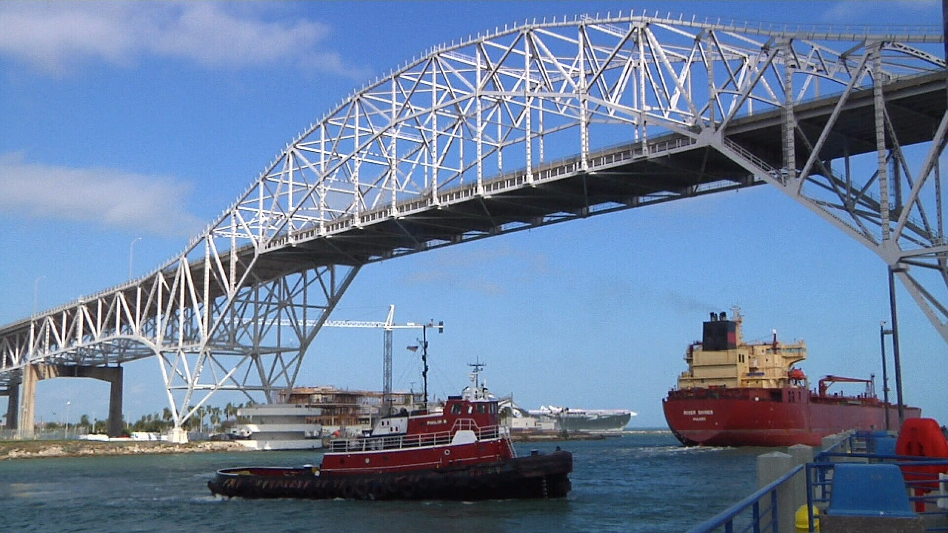 Port officials hope the internship program helps the Coastal Bend retain a talented workforce.