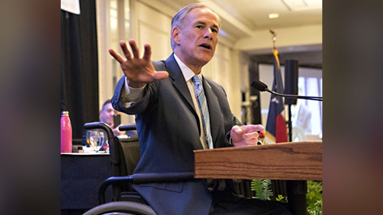 Photo: Office of the Governor of Greg Abbott