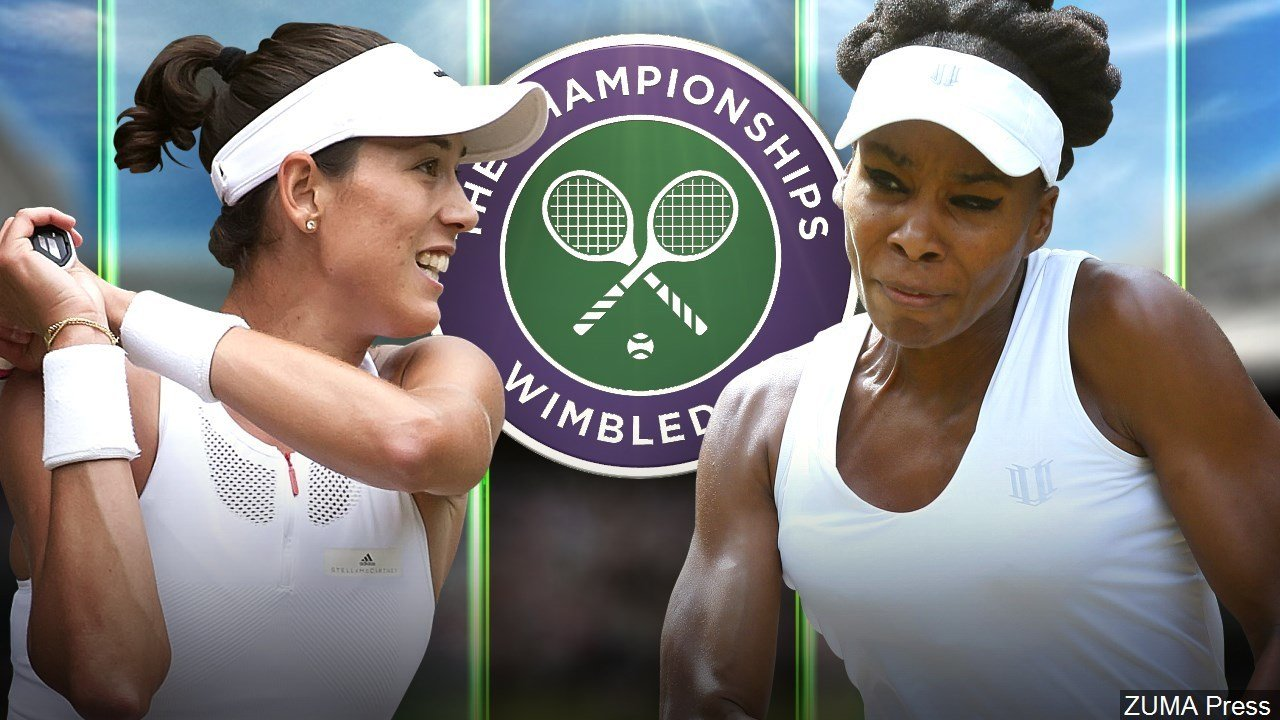 Venus Williams qualifies for historic Wimbledon final