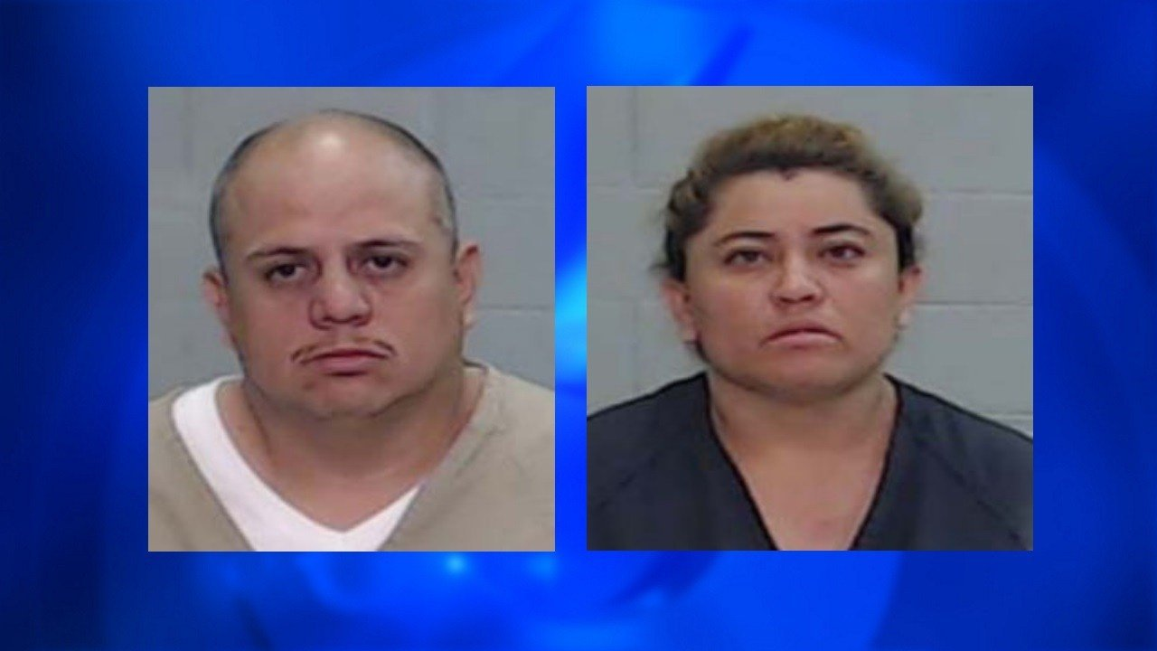 42-year-old Robert Rincon Jr. and 33-year-old Isabel Rincon remained in jail Friday on bond of $200,000 each on charges of injury to a child causing serious bodily injury.(Courtesy: Odessa American)