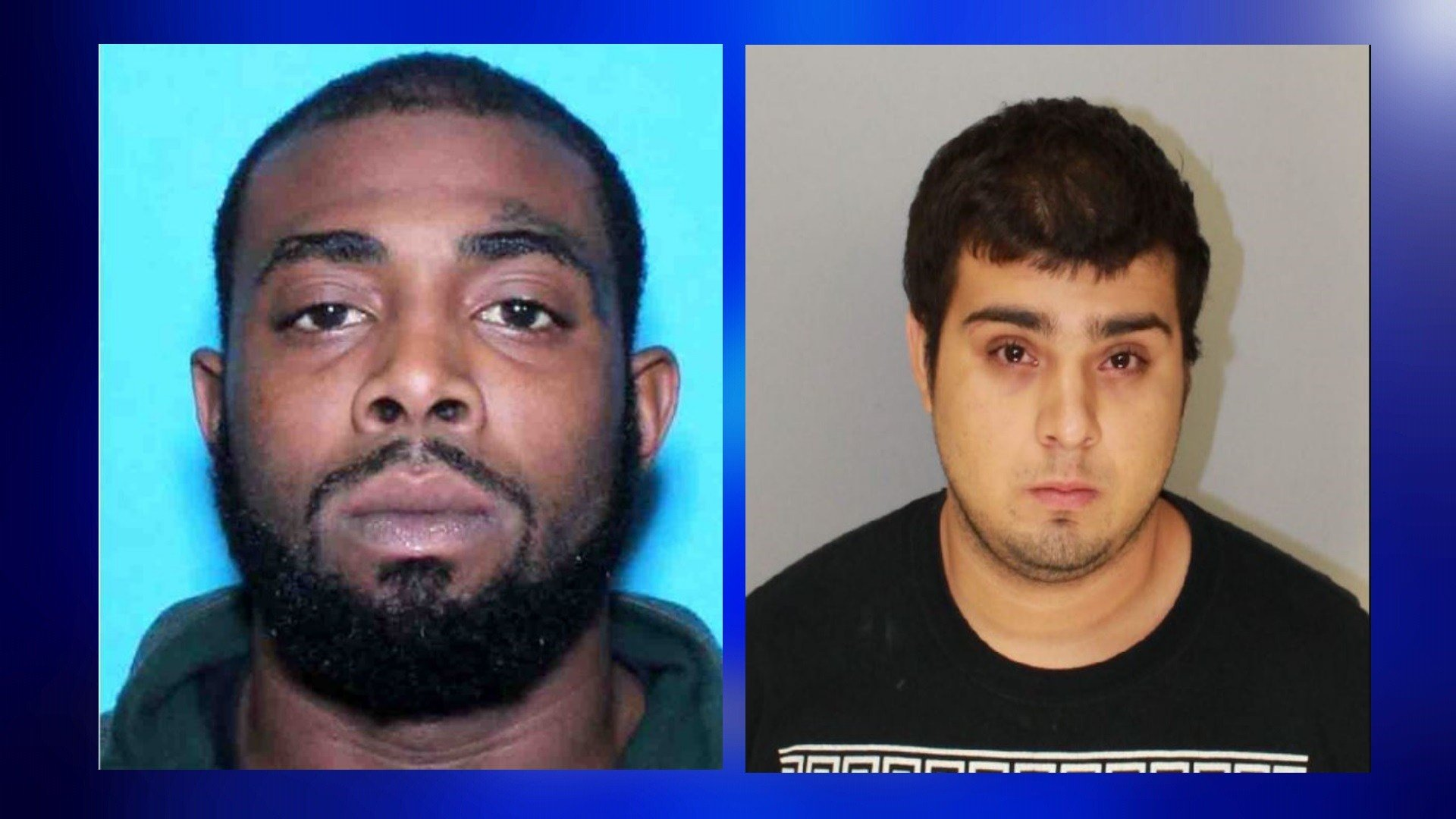 Left: Jeremiah Jenkins. Right: Filamir Gomez. Both charged with capital murder.