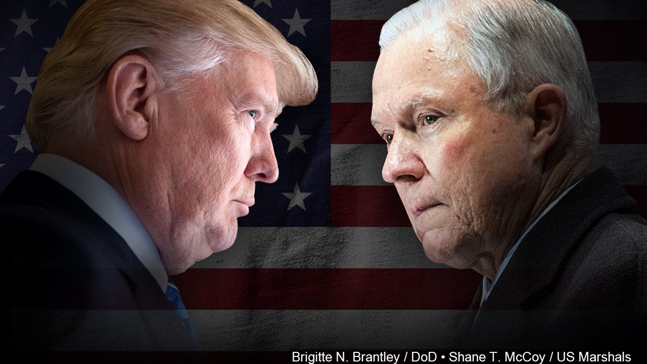 AG Jeff Sessions: Trump has not apologized