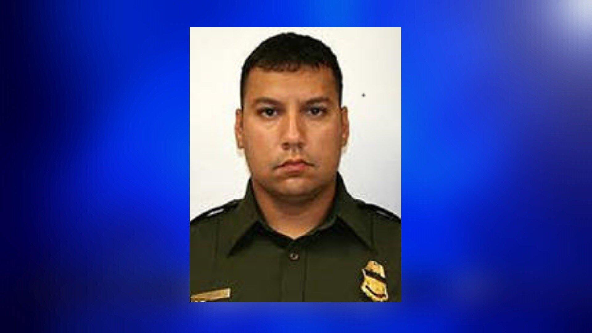 Border Patrol Agent Javier Vega Jr