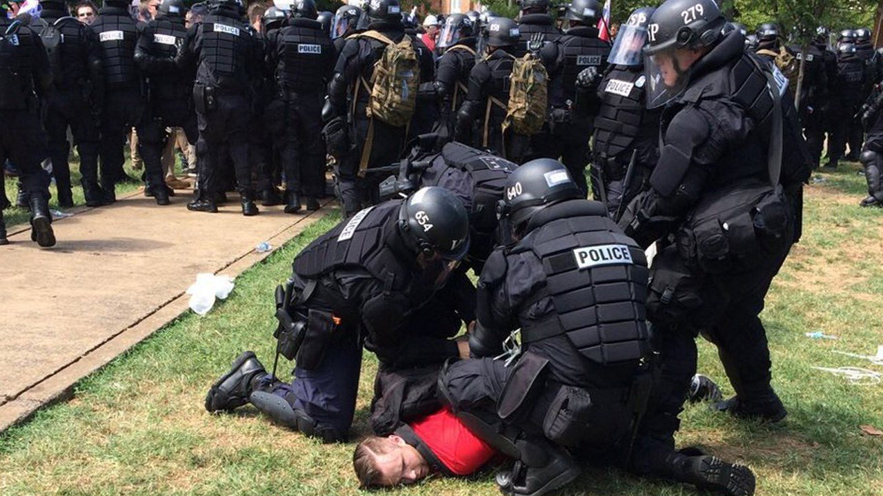 Photo: Charlottesville Police Department