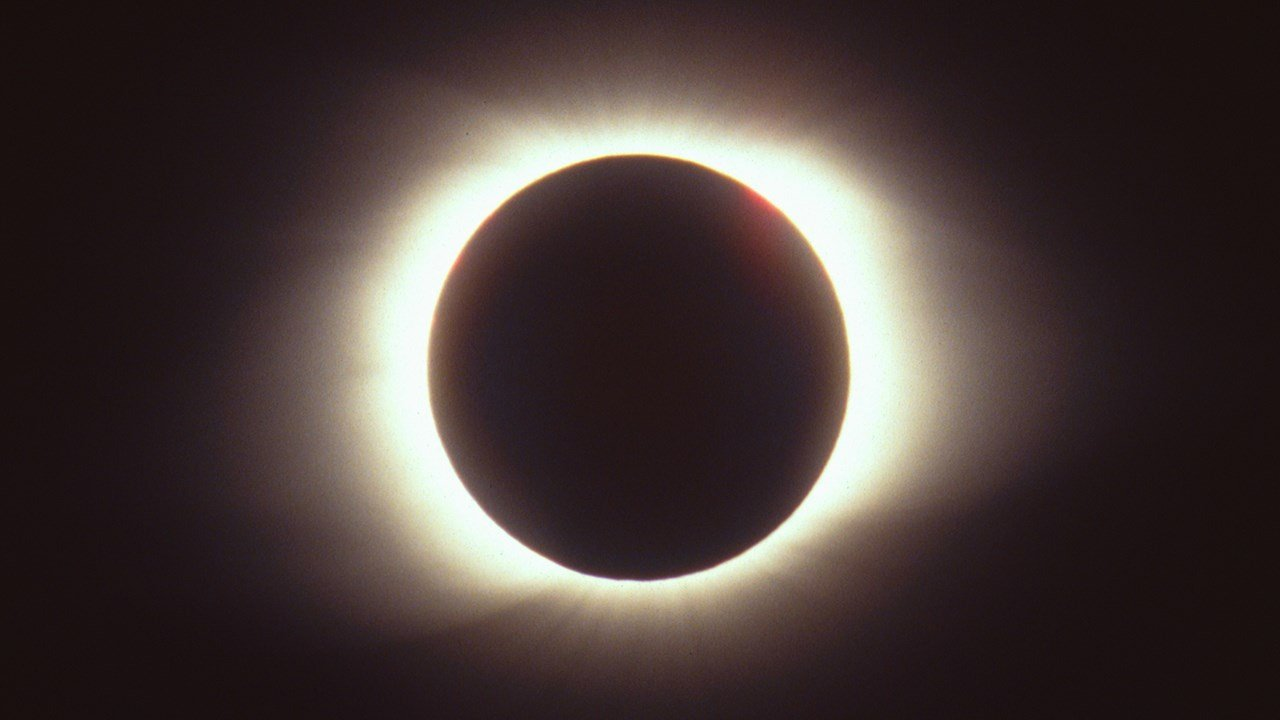 The solar eclipse will be visible August 21st, 2017