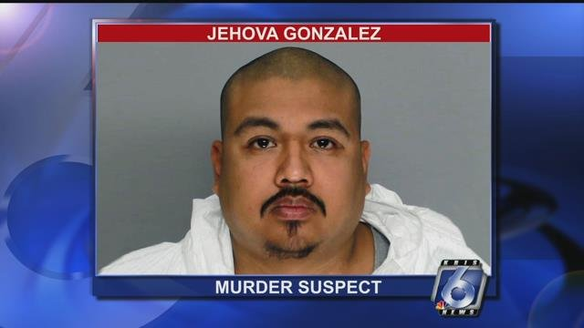Jehova Gonzalez turned himself in to CCPD at the scene of a fatal shooting.