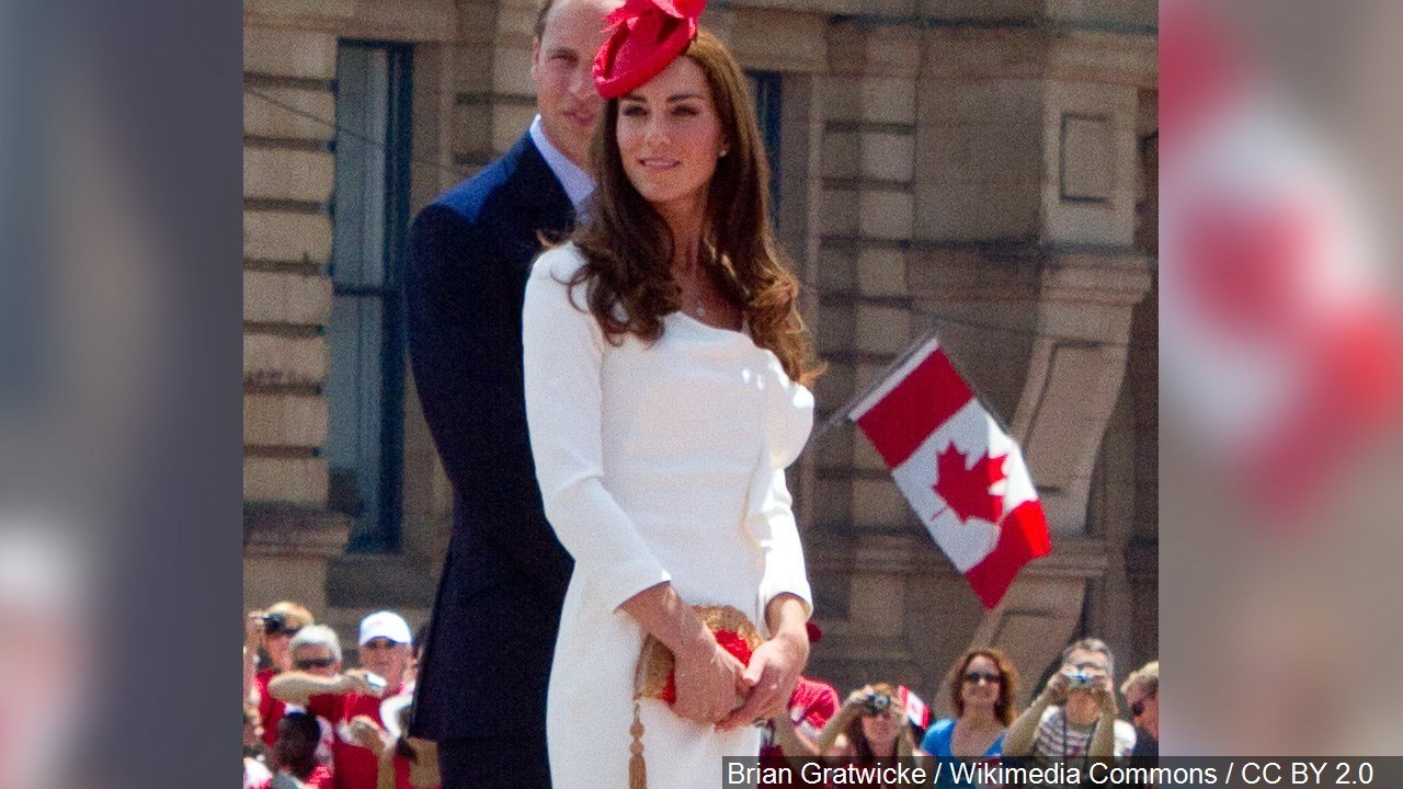 Prince William & Kate Middleton, Photo Date: July 1, 2011