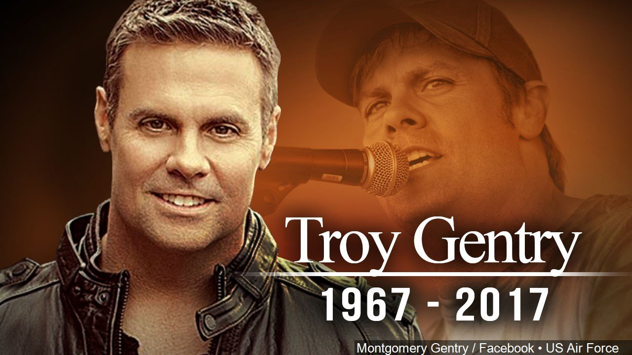 Montgomery Gentry's Troy Gentry Dead at 50