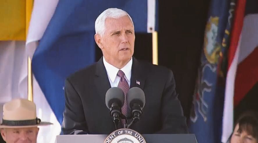 Vice President Mike Pence / Twitter