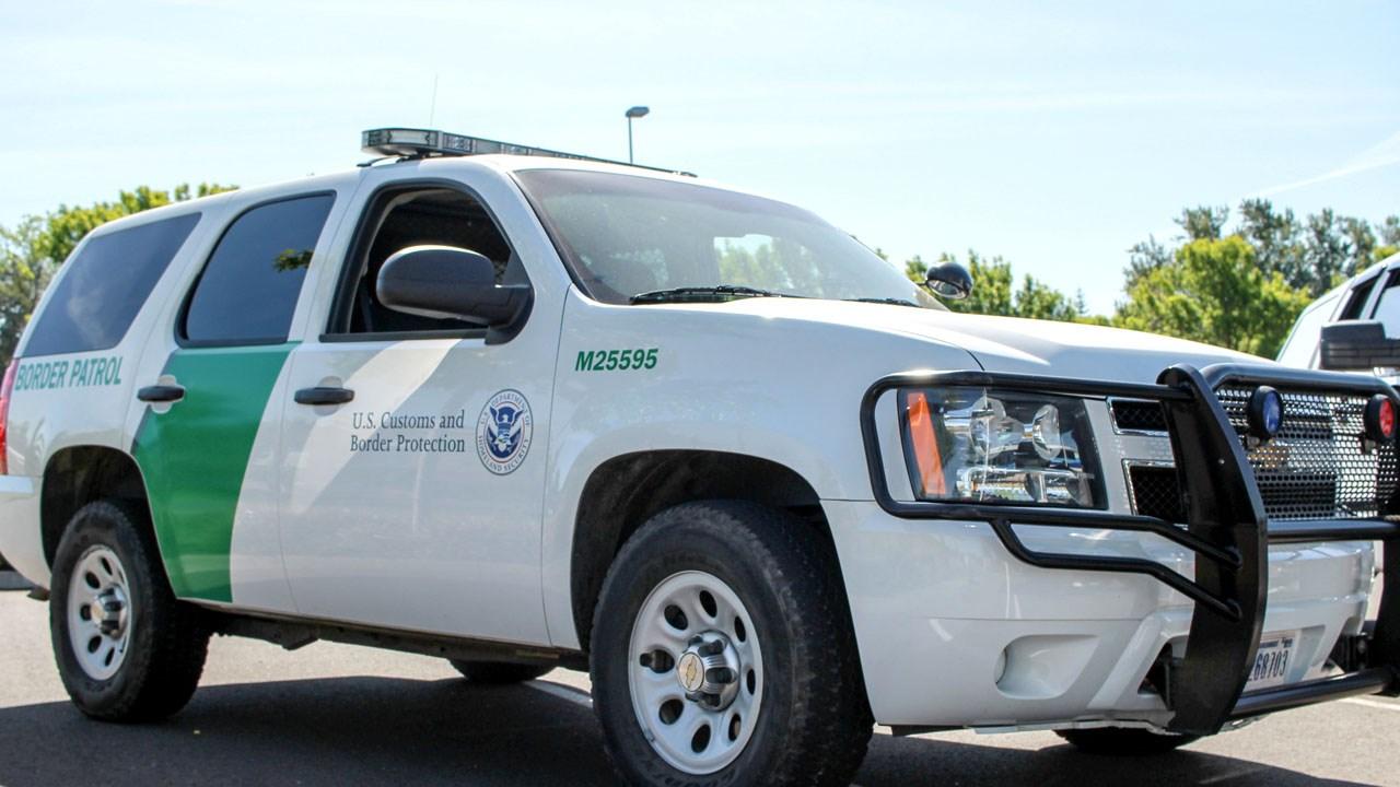 Border Patrol Chevrolet Tahoe, Photo Date: 6/6/2015