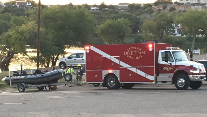 Authorities say the body of a 1-year-old boy who went missing after two boats collided on a Lubbock-area lake has been recovered.(Source: Eli Fierro, KCBD)