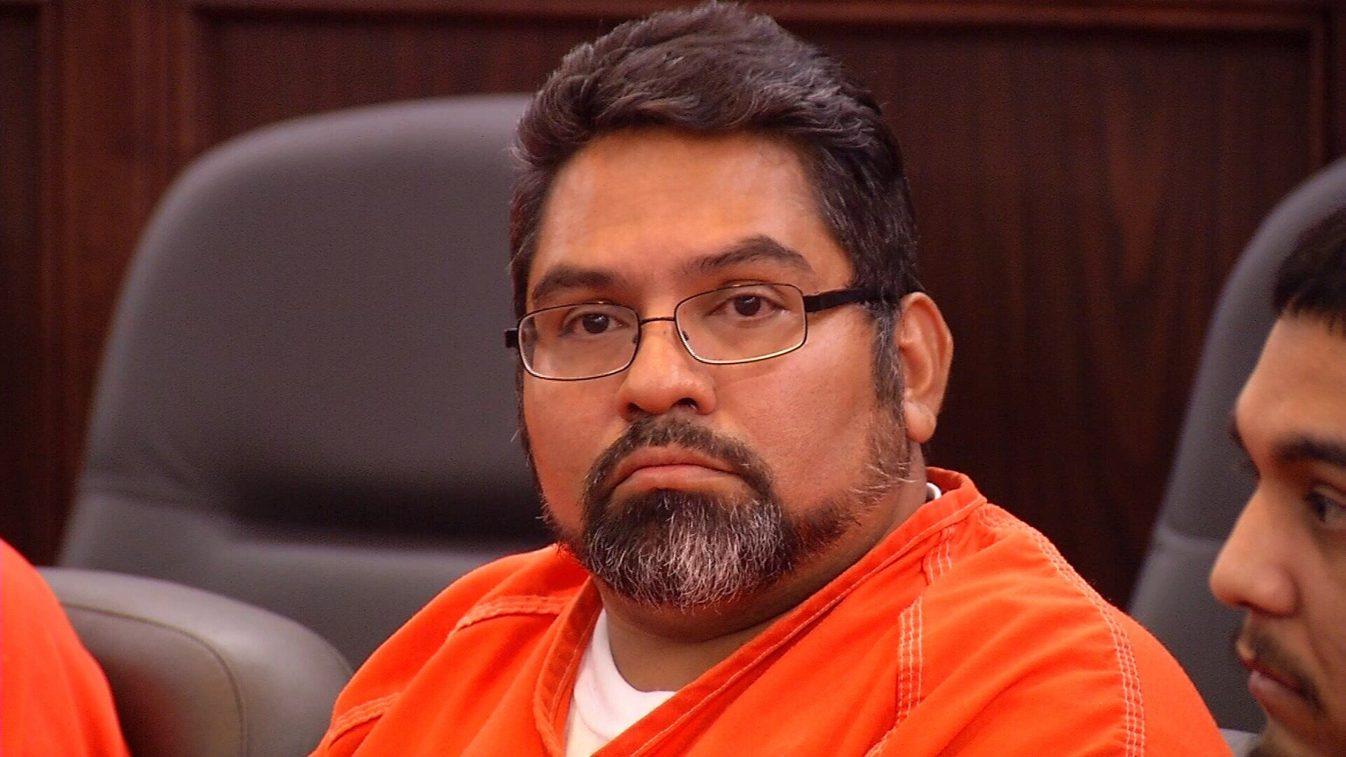 George Rodriguez is charged with intoxication manslaughter.