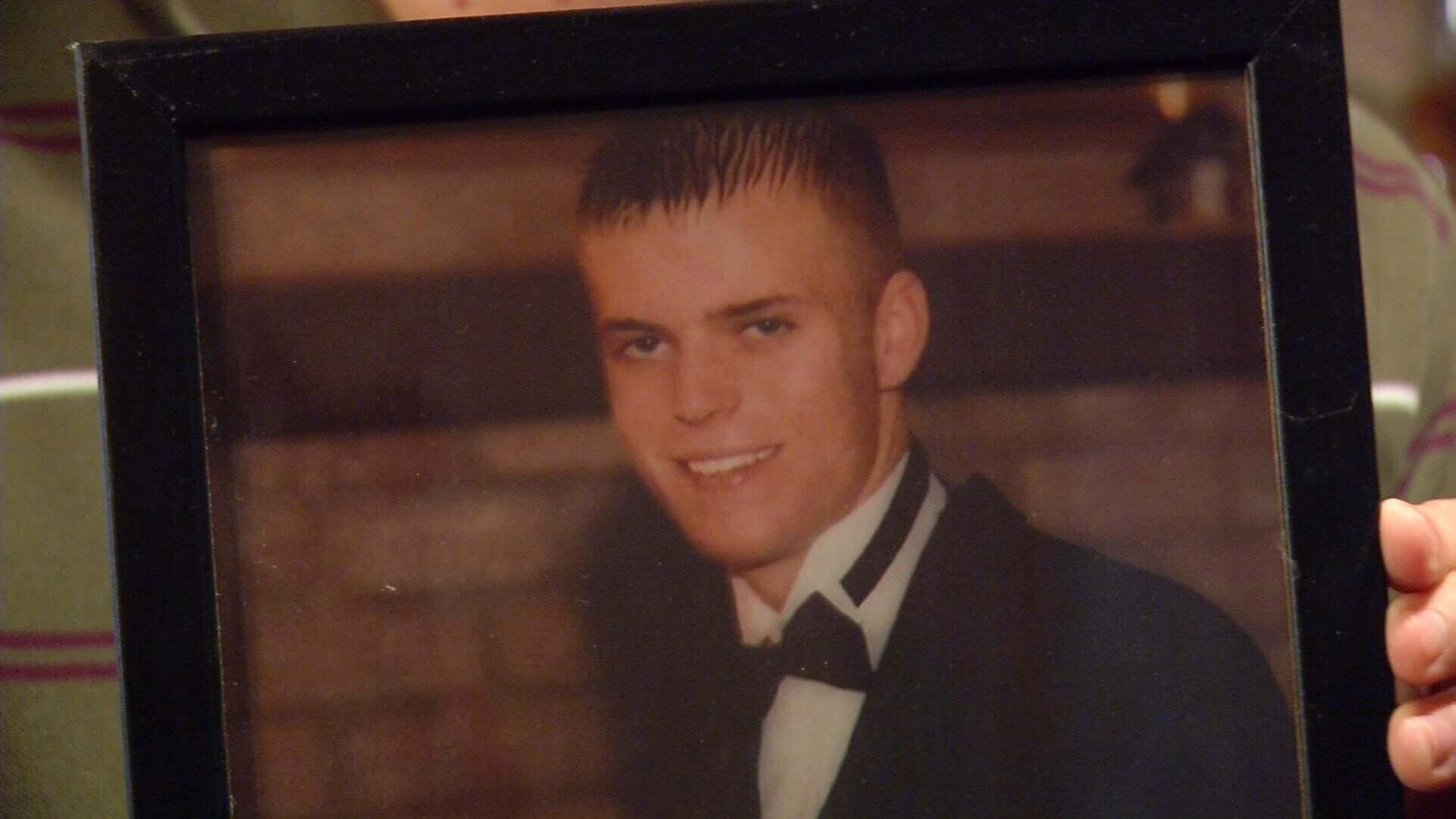 Flour Bluff High School students Steven Jackson (pictured) and Charles Avalos, Jr. were killed in the 2000 crash.