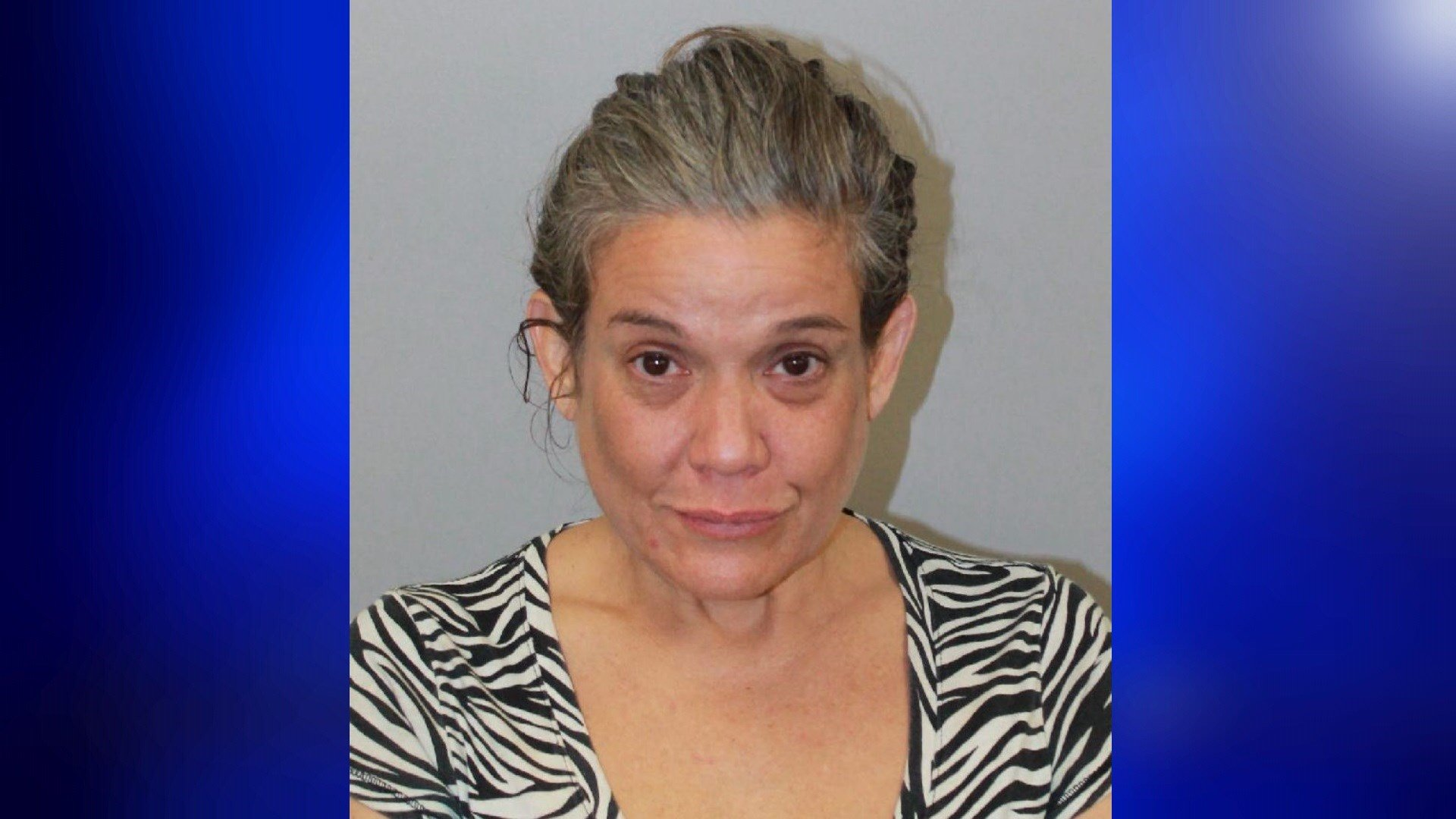 Belinda Johnson was arrested after allegedly driving drunk with children in the car.