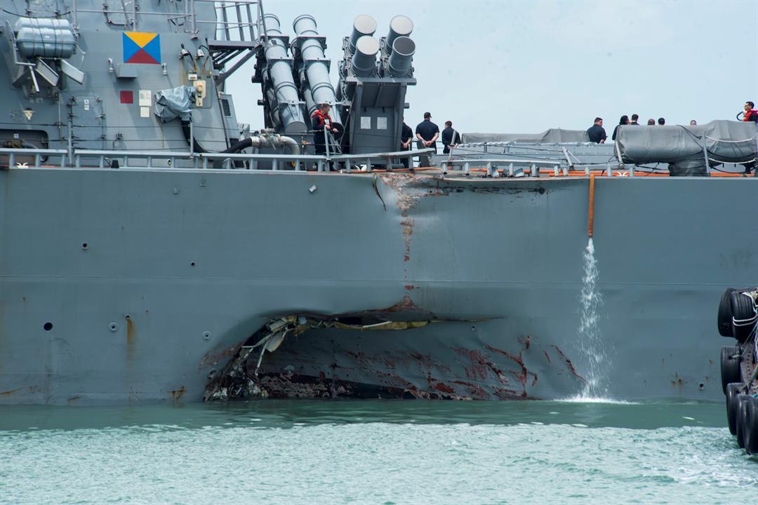 U.S. Navy photo by Mass Communication Specialist 2nd Class Joshua Fulton