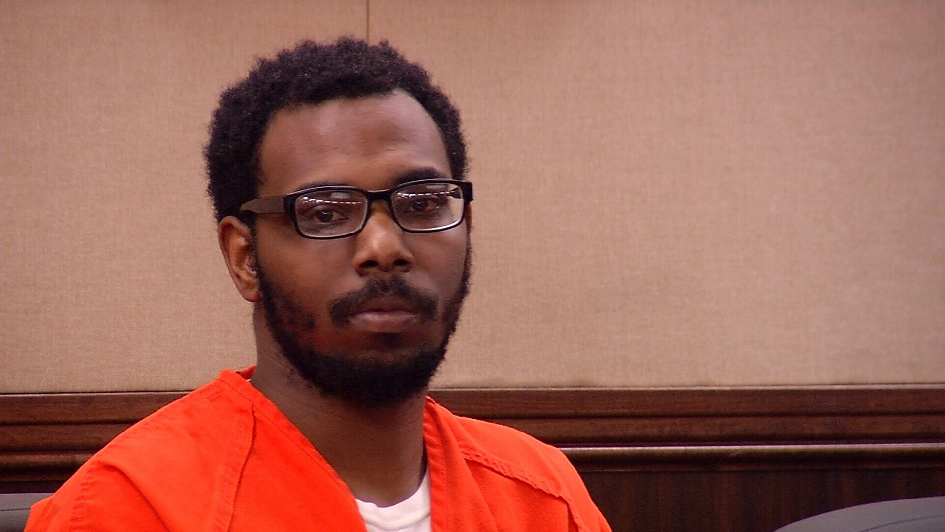 Paris Richardson pleaded not guilty to a murder charge during his arraignment Wednesday afternoon.