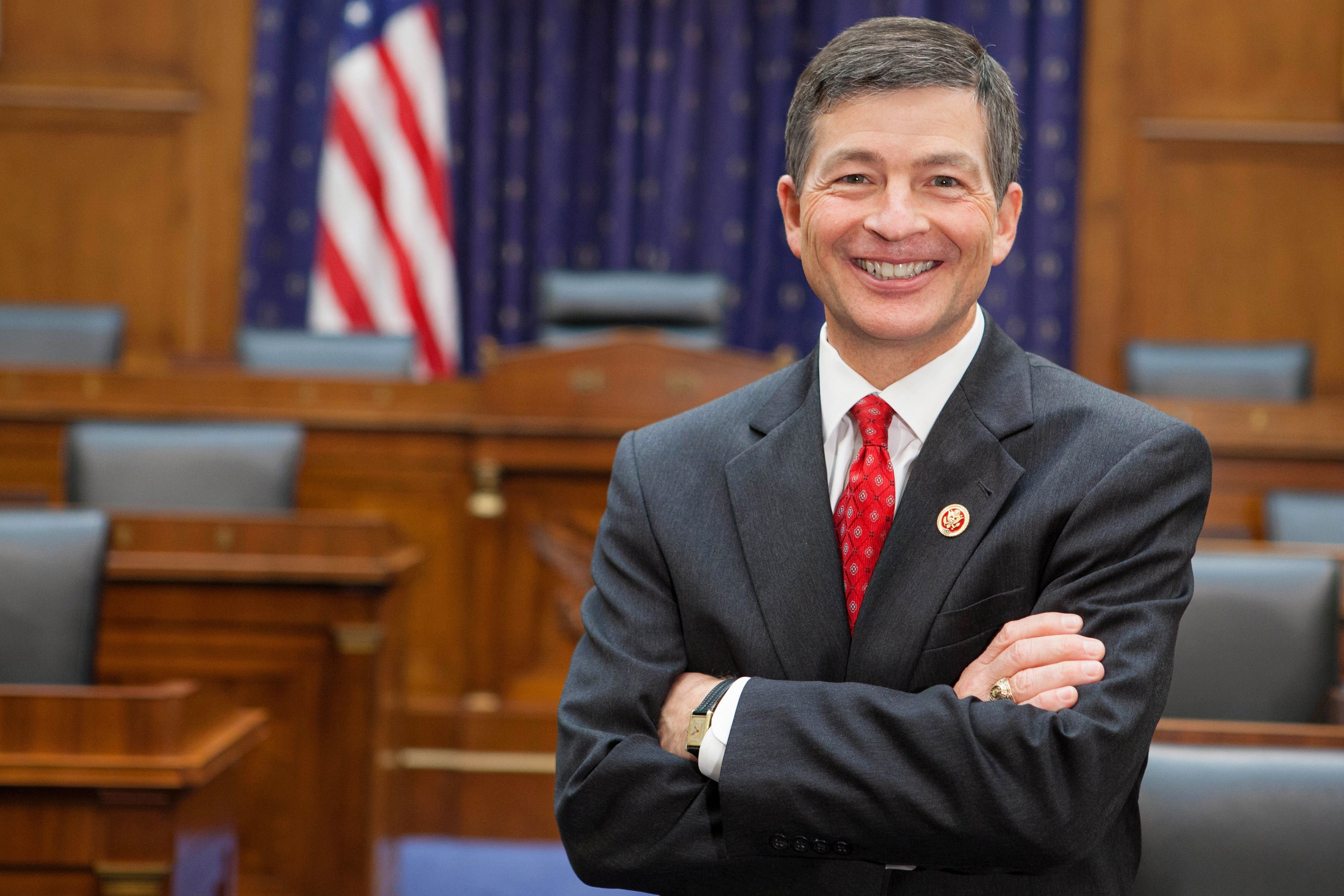 Congressman Jeb Hensarling as seen in his official photo. Courtesy: hensarling.house.gov