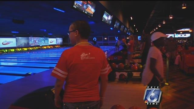 Driscoll Children's Hospital patients and their families got some respite over at Bowlero.