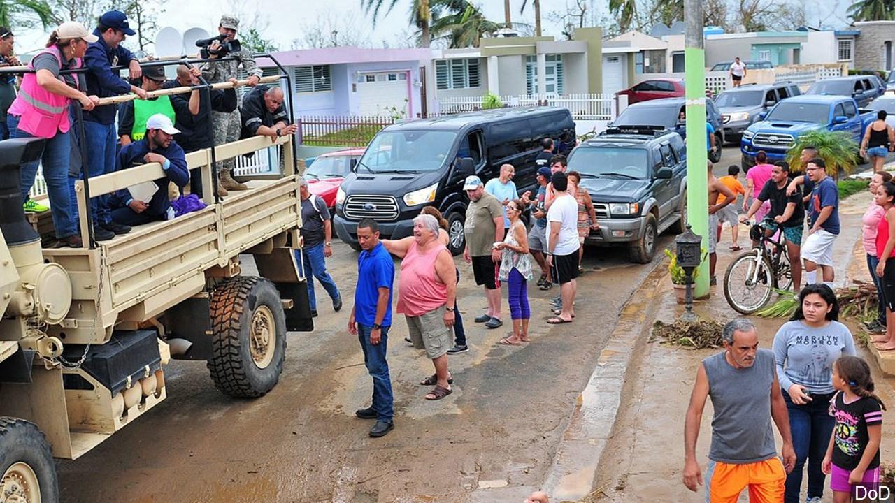 More flights leaving San Juan, but thousands are still stranded