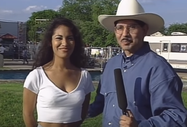 Rare Video of Tejano Superstar Selena Discovered