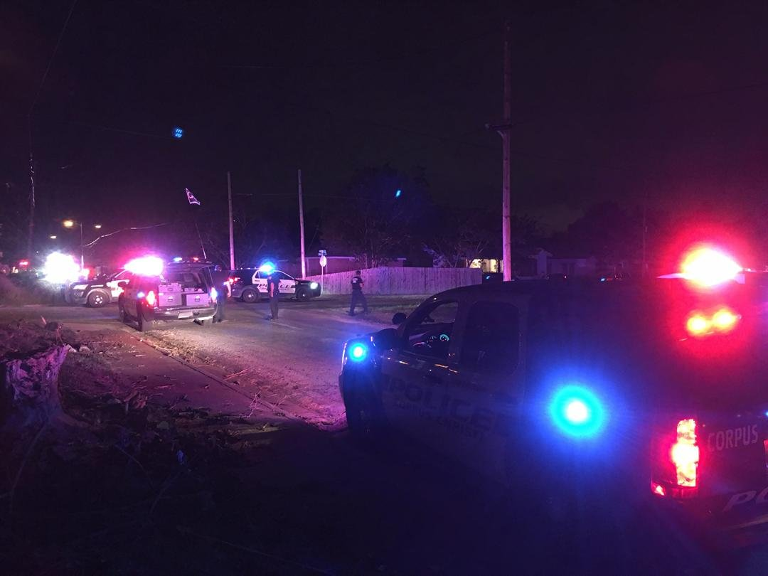Police responded to the 2800 block of Minton Thursday night.