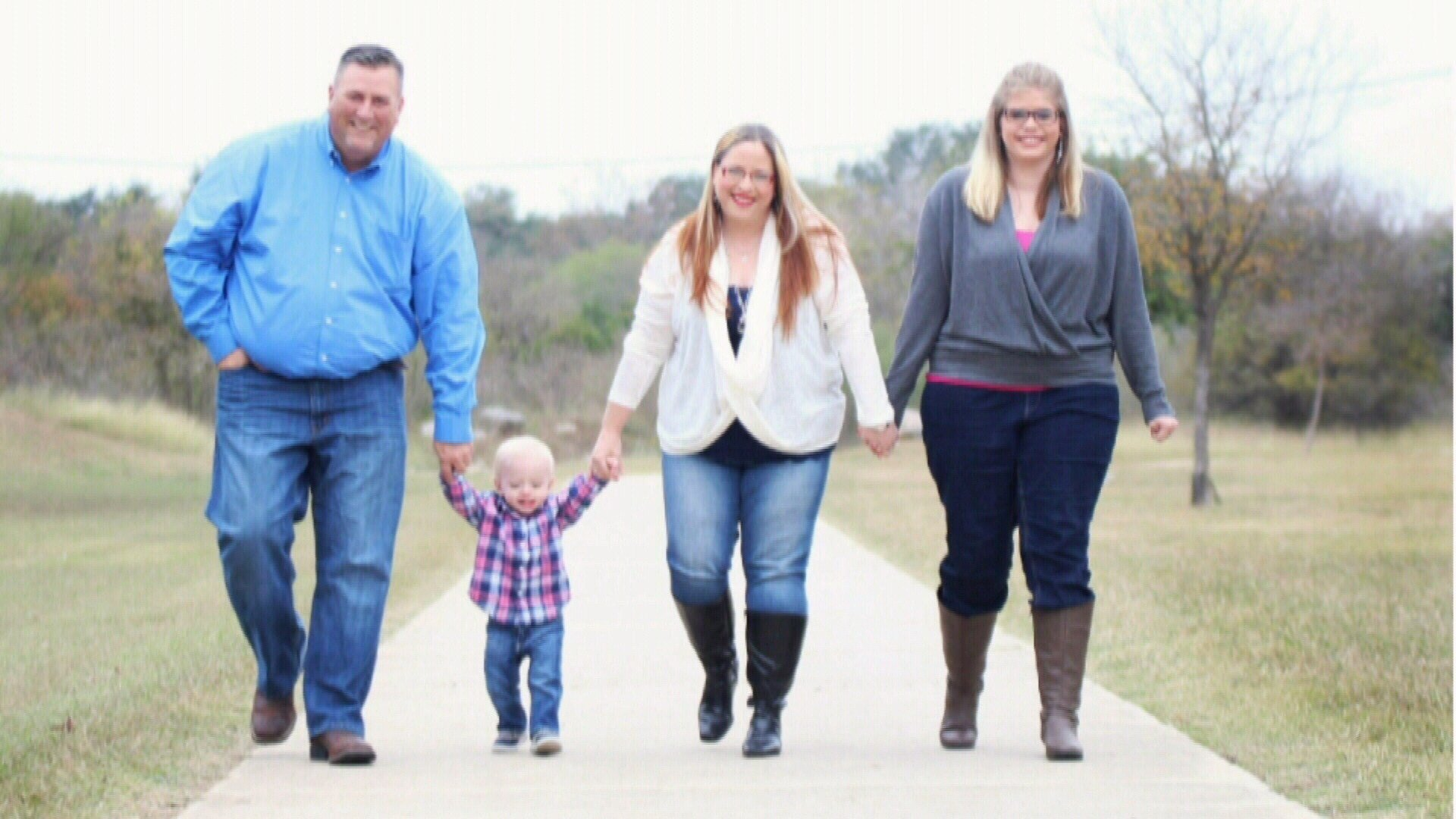 Sheriff Jim Kaelin's daughter, Trisha Crowder, lives minutes from The First Baptist Church of Sutherland Springs, and just a few houses away from Zoe and her family.