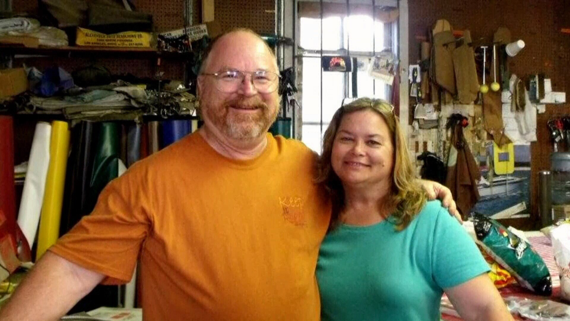 Bryan and Karla Holcombe worked with local youth in the churches and ran summer camps.
