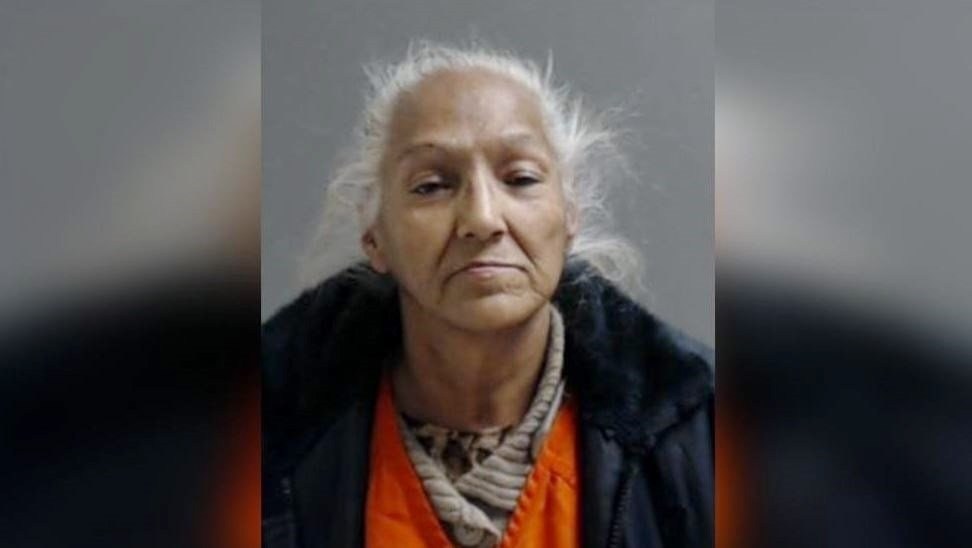 68-year-old Elizabeth Guerrero was charged with murder, a first-degree felony. (Photos courtesy of the Hidalgo County Sheriff's Office/KGBT-TV)