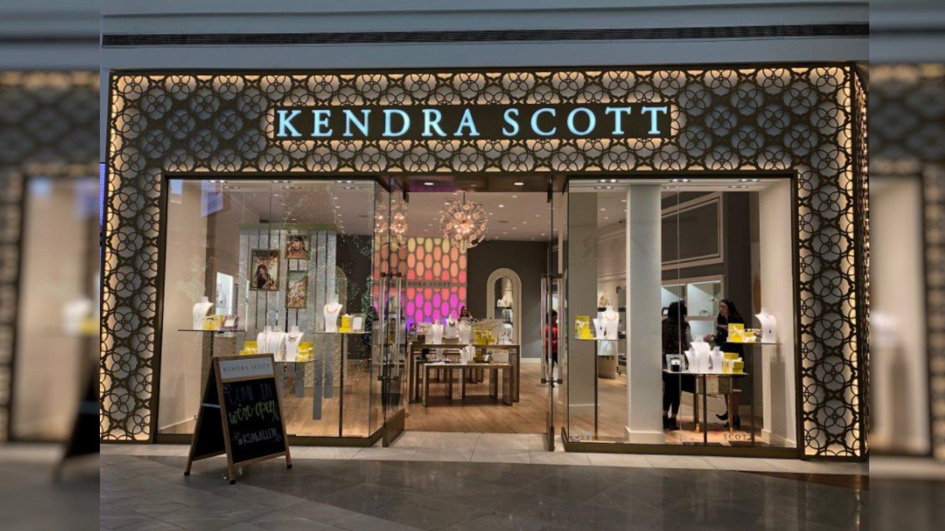 Kendra Scott's recently opened boutique in McAllen. Photo- Kendra Scott/Twitter