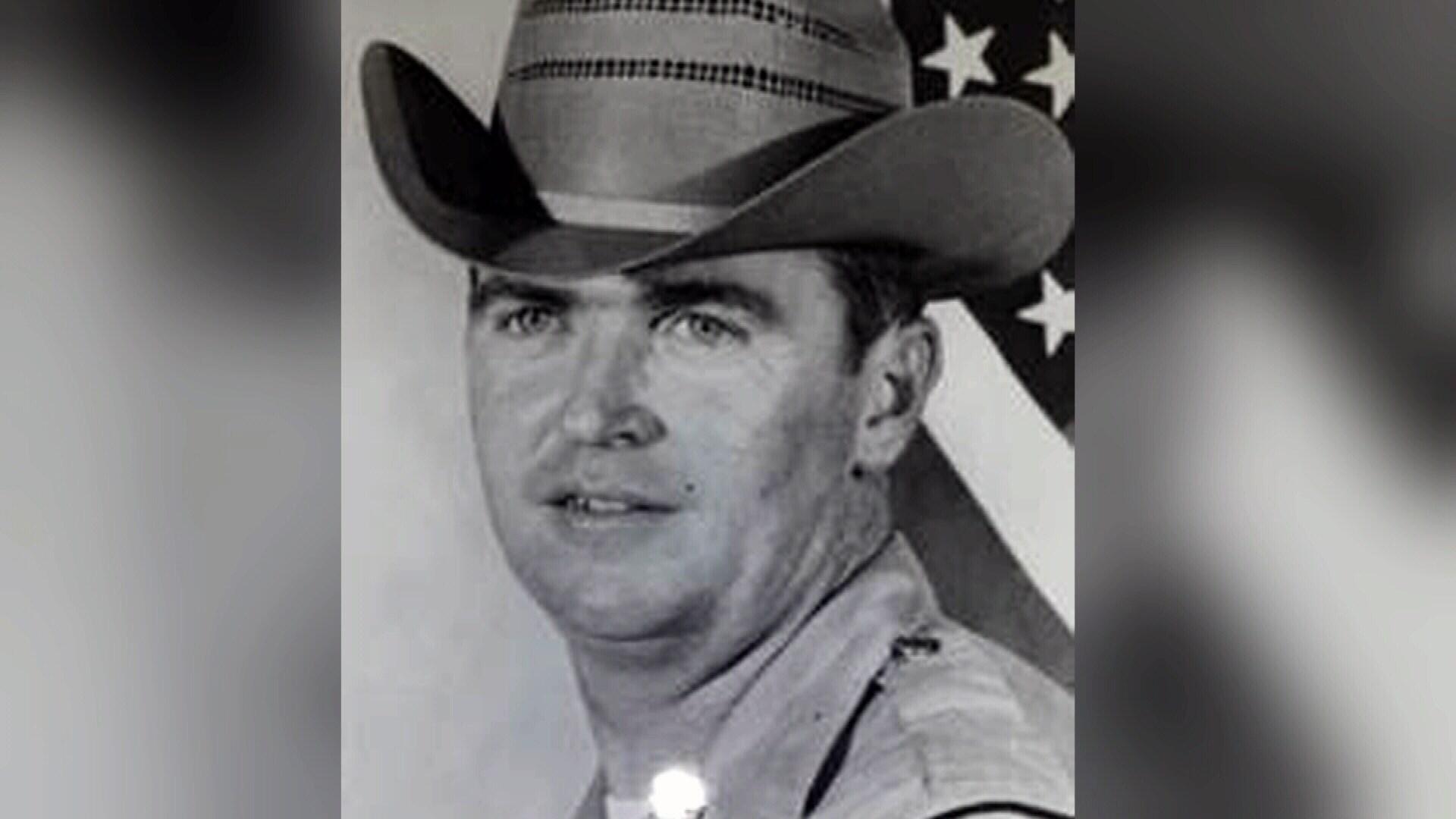 Officer Matt Murphy was shot four times during a traffic stop on December 1st, 1974.