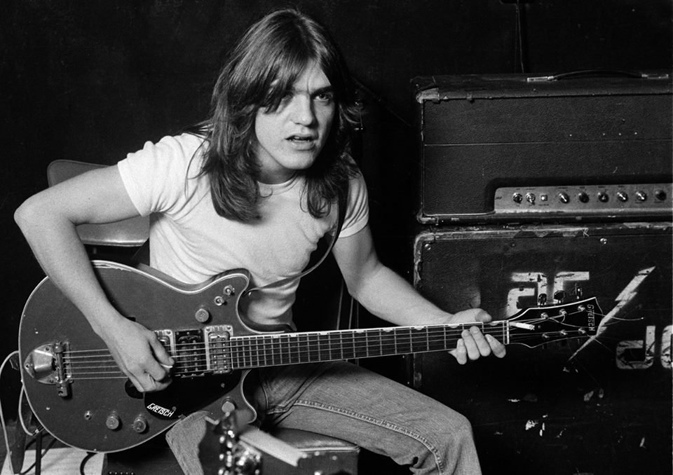 Photo: Malcolm Young (Facebook)