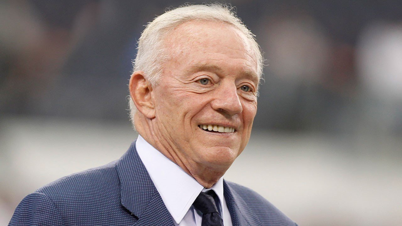 PHOTO: Jerry Jones, owner, president, and general manager of the Dallas Cowboys. (Photo: Pro Football Hall of Fame)