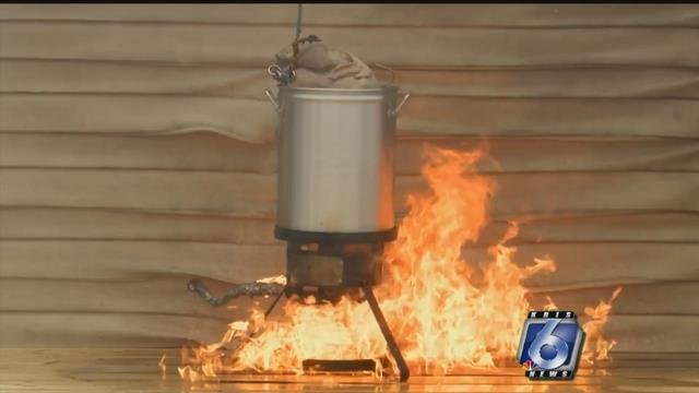 Thanksgiving can be a risky fire hazard holiday