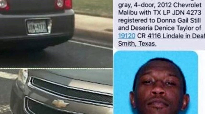 Massive manhunt underway following shooting death of Trooper on I-45