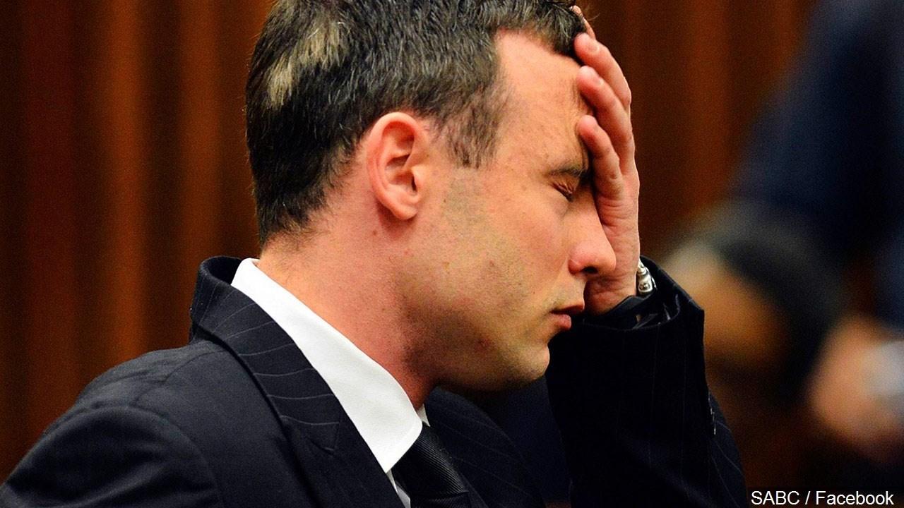 PHOTO: Oscar Pistorius in court