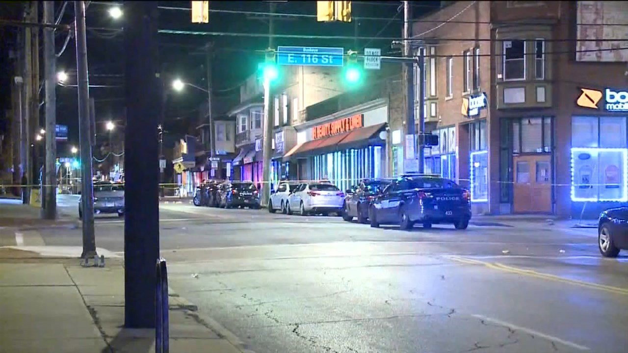 A shooting leaves one teen dead and several other teens injured. (CNN)
